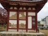 수백년된 문화재도 지진에 휘청