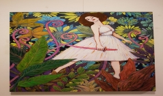서양화가 최수정 작가, 「포항 e 갤러리」 작품 전시관 오픈