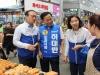 민주당 중앙수뇌부, 허대만 포항시장 만들기 파상공세지원!