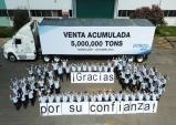 포스코-MPPC, 멕시코에서 자동차강판·가전강판 누적 판매 500만톤 달성