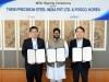 포스코, 인도 고객사와 연간 2만 5000톤 고탄소강 공급 MOU 체결