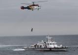 포항해경, 악천후 속 대형사고 발생대비 인명 구조 훈련
