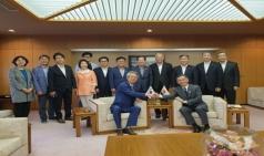 포항시, 일본 후쿠야마시와의 40년 우정!