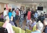 포은중학교 학생들, 어르신들과 함께 하는 행복봉사 큰 인기!