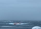 경주 감포 동방 해상에서 어선 전복, 승선원 전원 구조