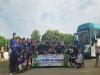 포항고 학생들, 국제교류사업일환 라오스 방문