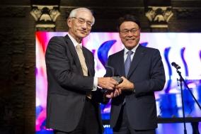 포스코, 세계철강협회 스틸리 어워드서 '올해의 혁신상' 수상 영예