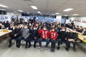박승호후보, 자원봉사위원단 발족