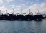 포항시, 근해채낚기어선 외국인선원 고용유지자금 지원