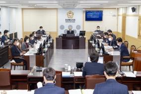 경북도의회 행정보건복지위원회, 2021년도 본예산 심사