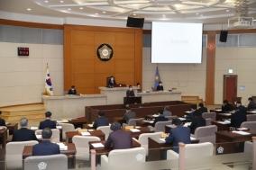 포항시의회 이준영·배상신· 조민성 의원, 지방의정봉사상 수상!