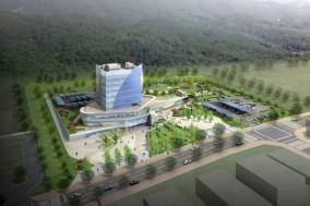 경북도 동부청사 15일 기공식, 2023년 1월 준공