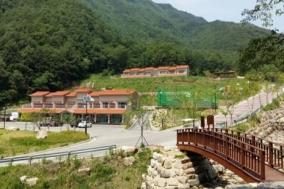 백신접종 경북도민 자연휴양림 숙박비 50% 할인