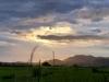 〈포토〉 자연이 빚은 신비 '용구름'
