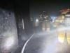포항 두호동, 추석끝 빌라화재 주민대피소동