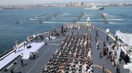 포항에서 펼쳐진 제73주년 국군의 날 기념행사